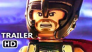 PS4 - LEGO Marvel Super Heroes 2 Official Trailer