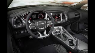 New Dodge Challenger SRT Hellcat Concept 2019 - 2020 Review, Photos, Exterior and Interior