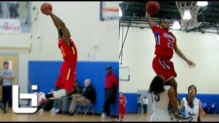 Top 10 Plays from 2013 Chick-Fil-A Classic: Seventh Woods, Theo Pinson, Thon Maker, & More!