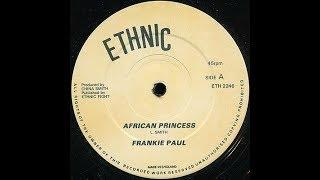 Frankie Paul - African Princess