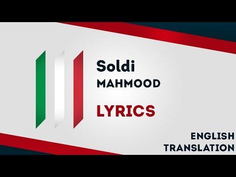 Italy Eurovision 2019: Soldi - Mahmood [Lyrics] Inc. English Translation! 🇮🇹