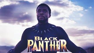 "Reaction | Тизер-Трейлер ""Чёрная Пантера/Black Panther"""