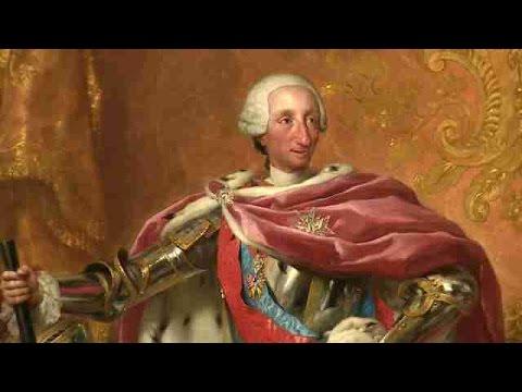 Un paseo por los gustos estéticos de Carlos III