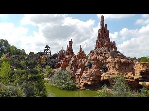 Planet Coaster :  Big Thunder Mountain Disneyland