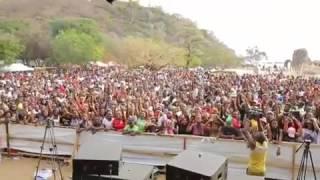 Show ya Diamond yavunja rekodi Malawi.