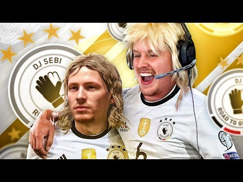 THE RETURN OF DJ SEBI! THE GREATEST PLAYER OF ALL TIME! PRO CLUBS TO GLORY #1! FIFA 17