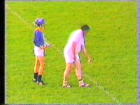 Clare Primary Schools Hurling Final 1987 First Half