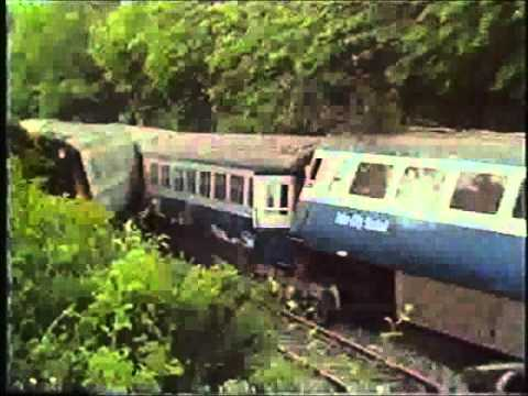 Polmont Rail Crash 30th July 1984