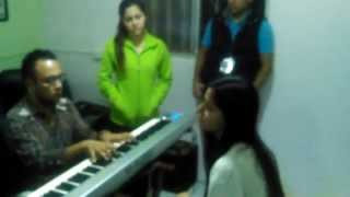 Lizeth y Lisbeth- Como te va mi amor a Piano