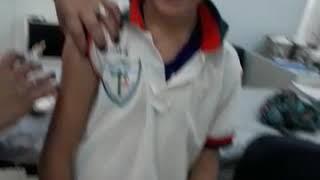 Vacuna de los 11 años