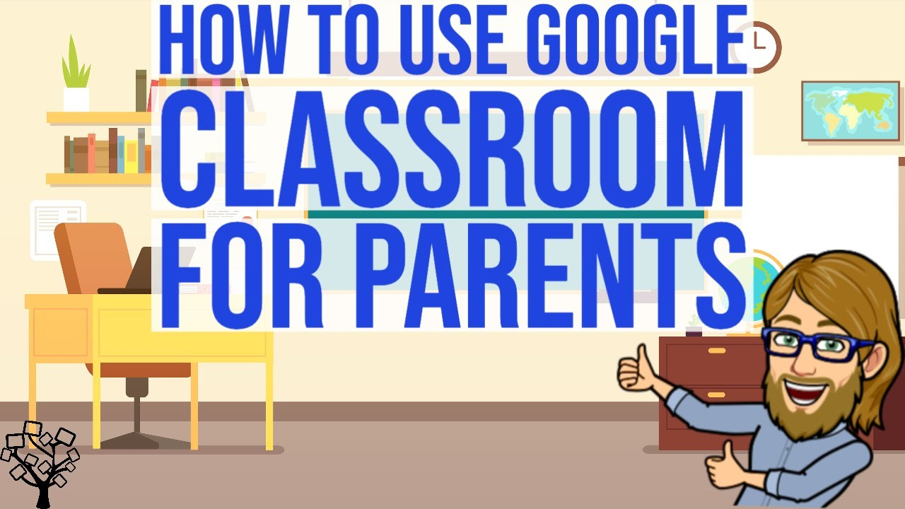 How to Use Google Classroom for Parents! - YouTube