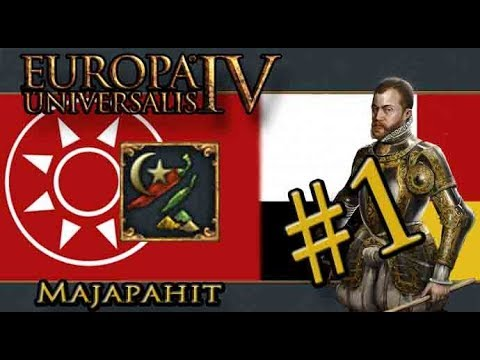 Let's Play Europa Universalis IV – Golden Century - Majapahit – The Spice Must Flow - Part 1