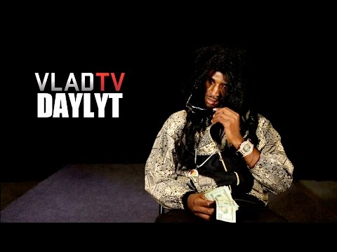 Daylyt: Tyga and I Hooked Up With the Same Transgender Woman