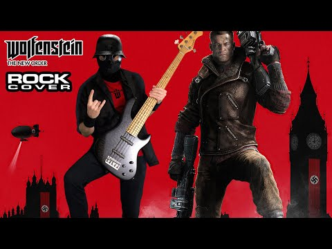 Wolfenstein The New Order Theme (Rock Cover)