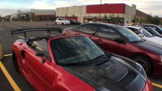 homepage tile video photo for RedNeck Rides Toyota MRS turbo