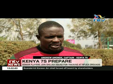 Andrew Amonde to head Kenya's Rugby 7s