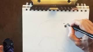 Almost Daily Sketch - Polar Bear