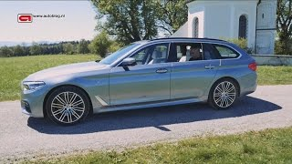 New BMW 5 Series Touring review (G31)