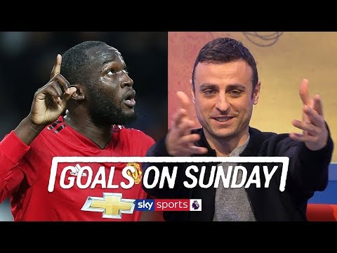 Dimitar Berbatov passionately defends Romelu Lukaku after recent criticism | Goals on Sunday