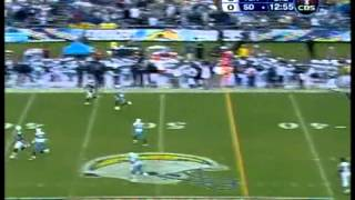 Titans vs. Chargers, AFC Playoffs, 2008