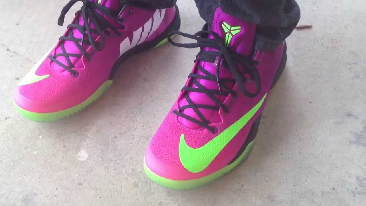 Nike Kobe 8 System MC Mambacurial