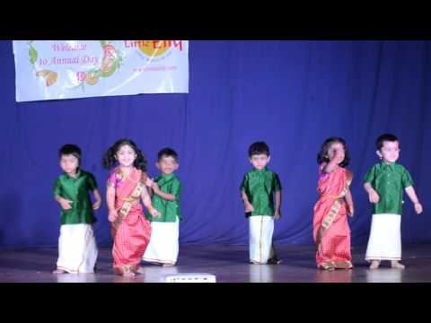 Gani's School Day..Little Elly Malleshwaram