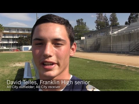David Telles has stories to tell at Franklin High