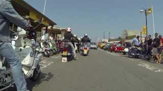 Cleethorpes Scooter Rally 2013