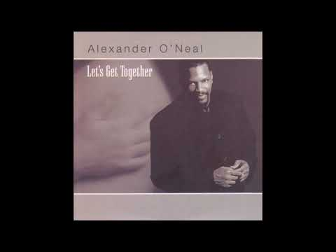 Alexander O'Neal - Let's Get Together (Classic Radio Remix) (1996)
