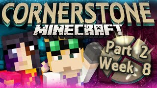 Minecraft Cornerstone - VIBRATION CHAMBER (Week 8 Part 2)