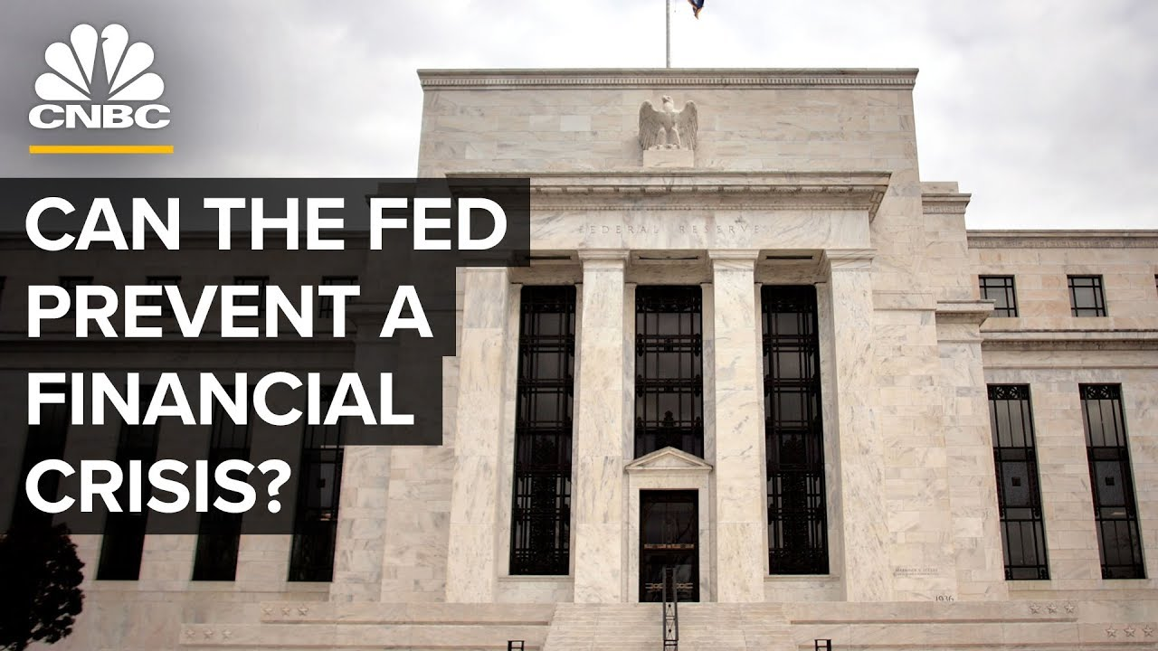 How The Fed Is Trying To Prevent A Financial Crisis