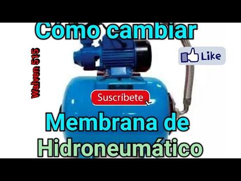 Como Cambiar Membrana De Hidroneumatico