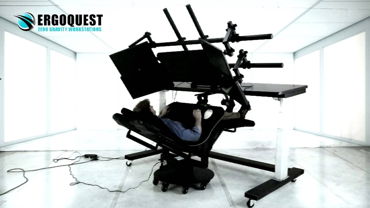 Ergoquest zero gravity chairs and workstations - Ergoquest Zero Gravity Chairs And Workstations 55