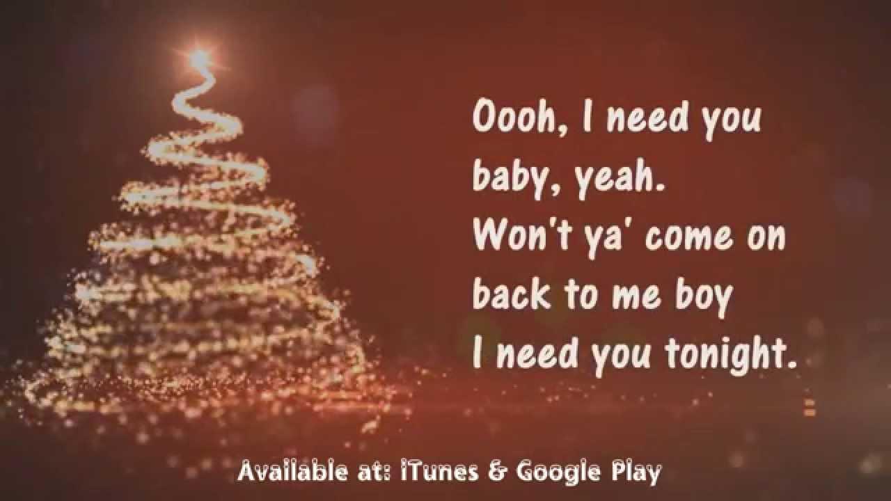Christmas Without You.Christmas Song Lyrics Video It Sure Ain T Christmas Christmas Without You