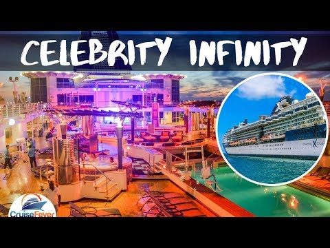 Celebrity Infinity Full Cruise Ship Tour by Cruise Fever