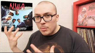 N.W.A. - Straight Outta Compton ALBUM REVIEW