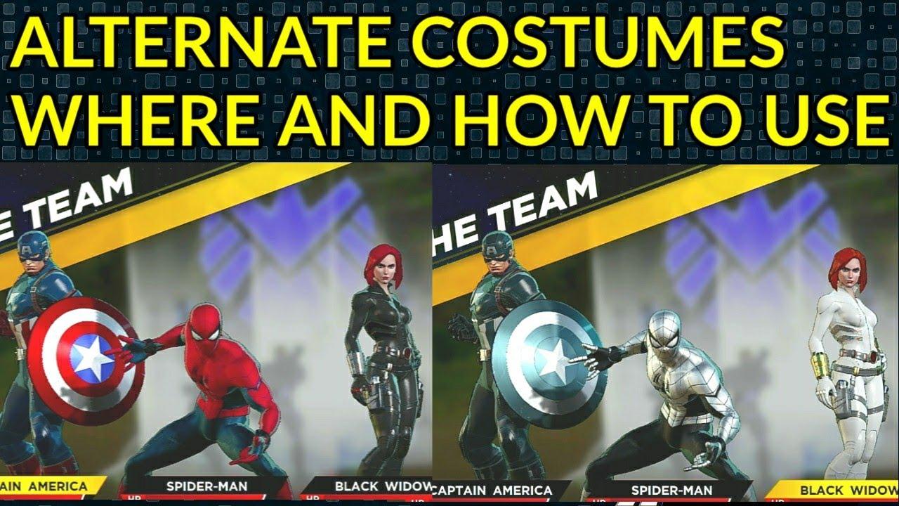 Marvel Ultimate Alliance 3 beginner's guide