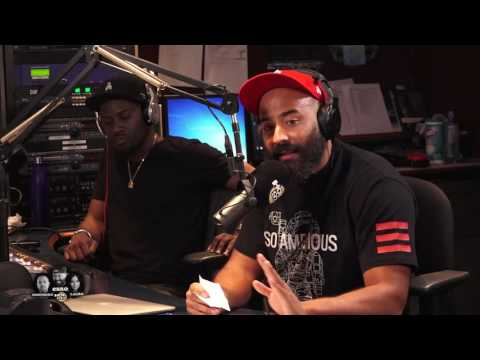 Ebro In The Morning Goes In On Terence Crutcher Shooting