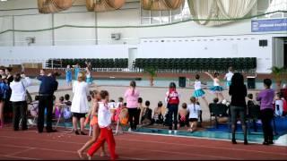 Полька художественная  гимнастика калининград 10.09.2011