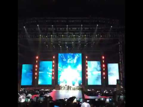 [160730 Globe Telecom | BTS] BTS Epilogue Live in Manila 2016 BTS performing Fire full version