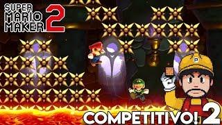Niveles Troll en el Competitivo?! - Super Mario Maker 2 Competitivo Online con Pepe el Mago (#2)
