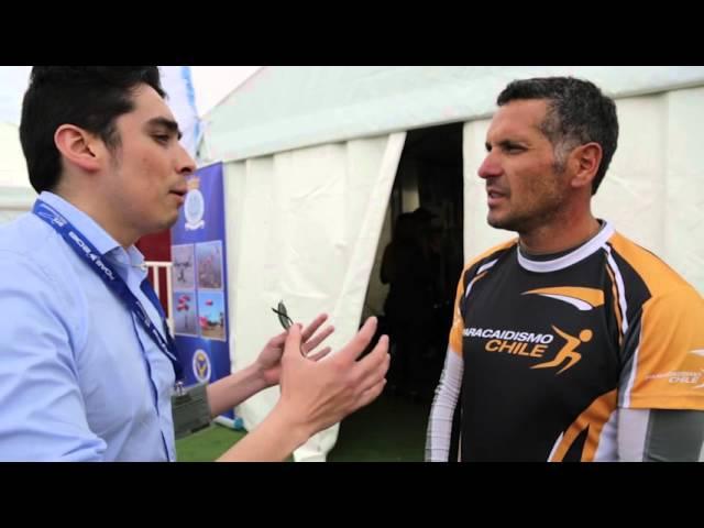 Entrevista Marco Cordovez en FIDAE 2016 @FIDAEGROUP