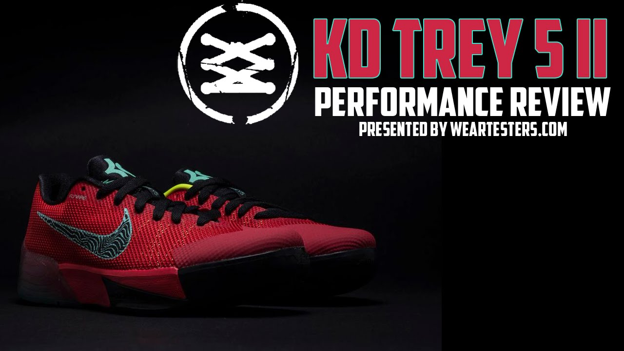 8f797d744704 KD Trey 5 II - Performance Review - YouTube