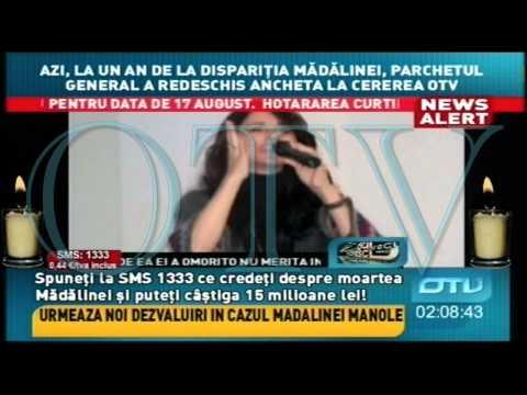 Madalina Manole,un cantec nedifuzat vreodata!14.07.2011