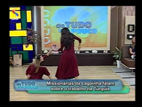 DE TUDO UM POUCO   Apresentação de dança