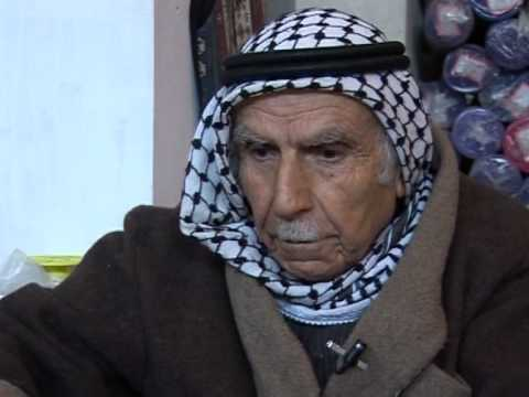 The Palestinian kaffiyeh: an endangered species