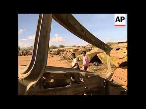 SOMALILAND: NEW JOBS AND REHABILITATION PROGRAMME