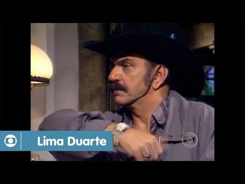 85 anos de Lima Duarte!