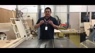 Wood Shop Safety video (Dominguez High School)