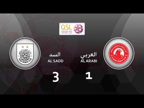 Al Sadd 3 - 1 Al Arabi (week 20)